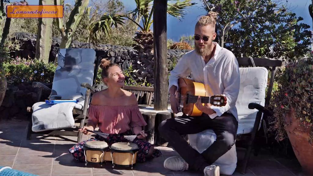 Jan & Jannike Lanzarote Wedding Entertainment