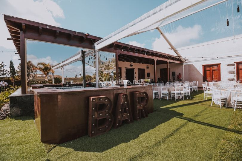 Bodegas La Florida  Lanzarote Wedding Venue