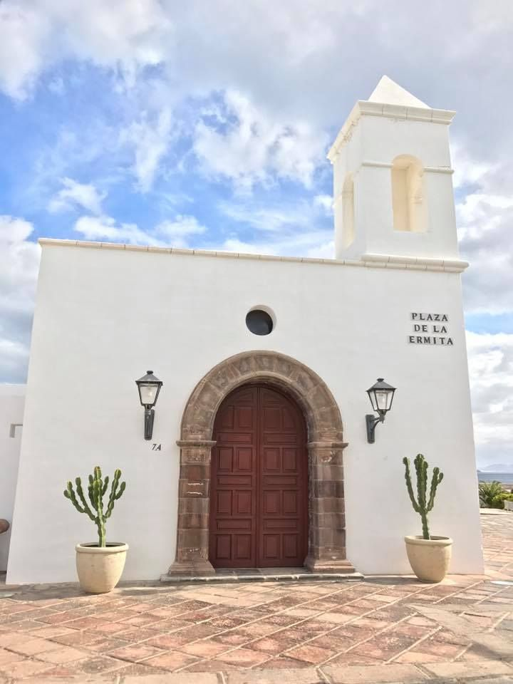 Plaza de La Ermita - Lanzarote Wedding Venue