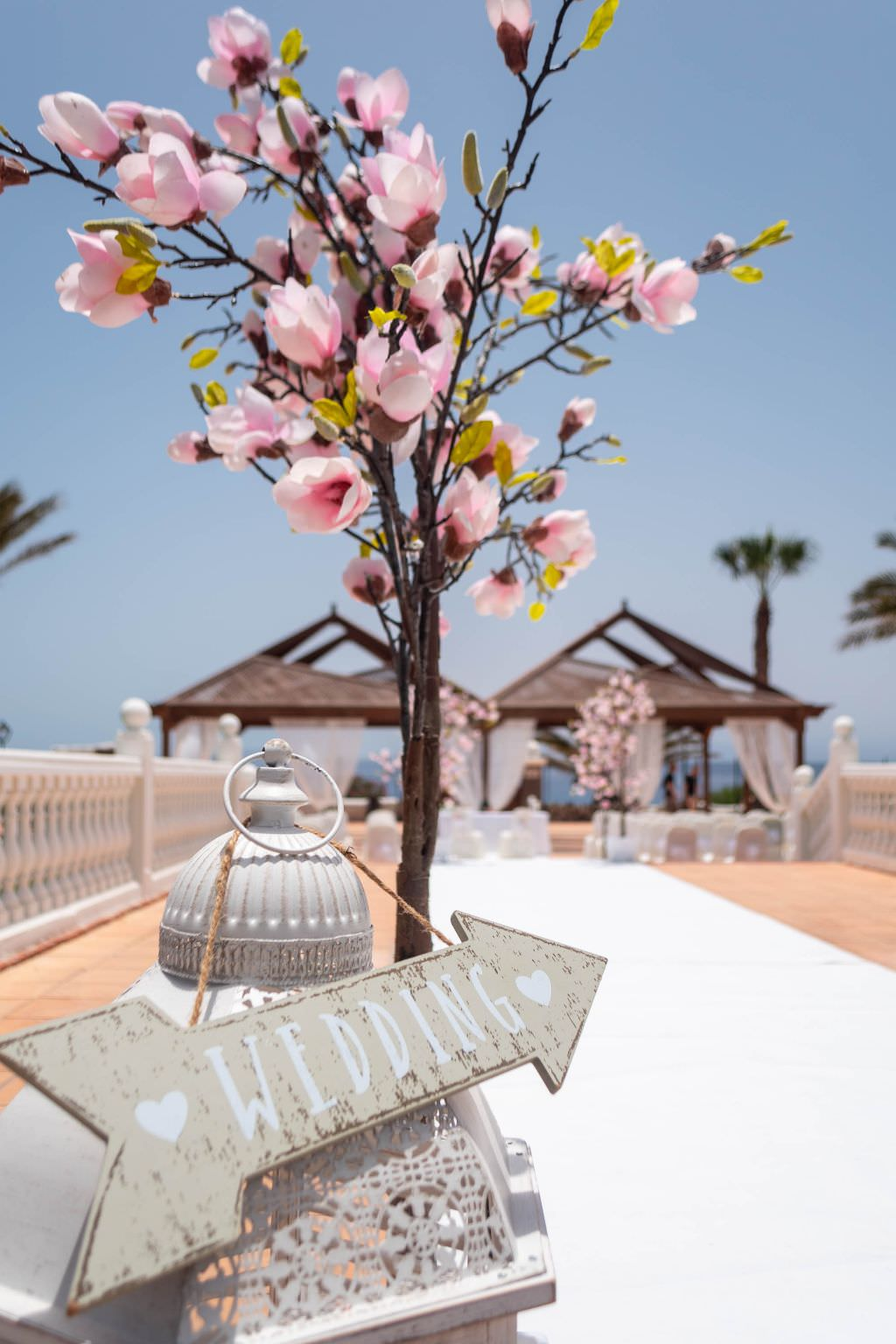 H10 Rubicon Palace Hotel  Lanzarote Wedding Venue